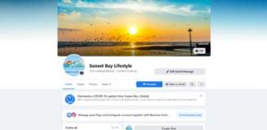 Social Media - Sunset Bay Lifestyle